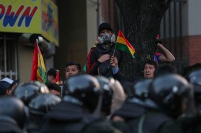 Nuevos disturbios en Bolivia ante inminente conclusión de cómputo electoral