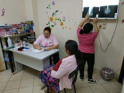 Octubre Rosa tiene solo dos mamógrafos a nivel público en Alto Paraná