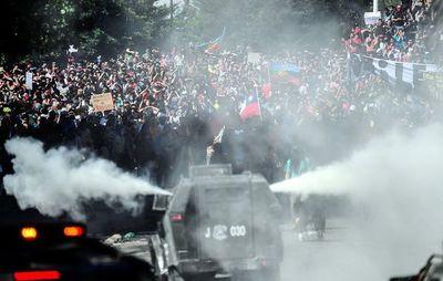 Revuelta en Chile mantiene intensidad