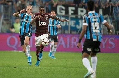 HOY / Flamengo y Gremio definen en el Maracaná al segundo finalista de la Libertadores