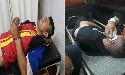 Dos heridos en enfrentamiento en Mallorquín