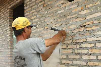 Proyecto de reparación o ampliación de viviendas cuenta con más de 400 solicitudes