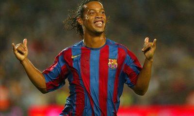 Ronaldinho reveló qué es lo que le gusta más que el fútbol