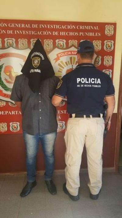 Supuesto jefe de logística del PCC es detenido en Hernandarias