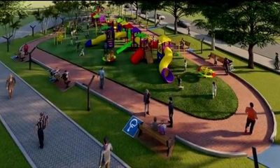 Construirán parque inclusivo en Franco