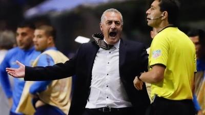 La polémica frase de Alfaro tras la eliminación de Boca