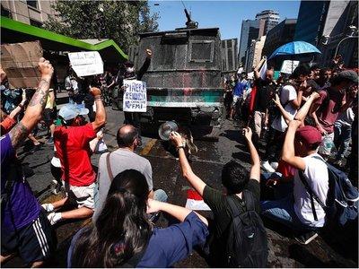 CEP se solidariza con Chile y pide fin a manifestaciones violentas