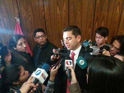 Alliana niega acuerdo con presidentes de Seccionales para una Constituyente