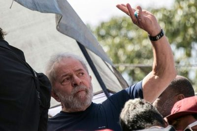 En Brasil, Corte suprema juzgará recurso que puede dejar libre a Lula