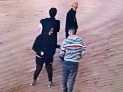 Policía busca identificar a ladrones que robaron a joven en Limpio