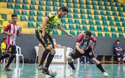 Sport Juventud y San Lorenzo golean en Franco