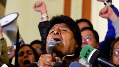Lento escrutinio en Bolivia y denuncias de fraude: con el 98,3% computado por ahora no habrá balotaje