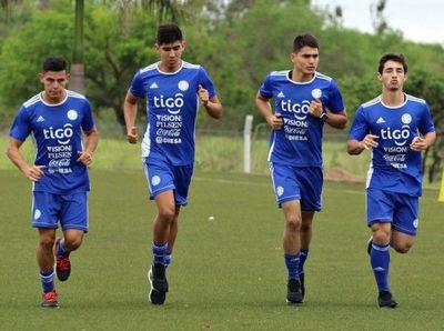 La selección Sub 17 viaja a Brasil