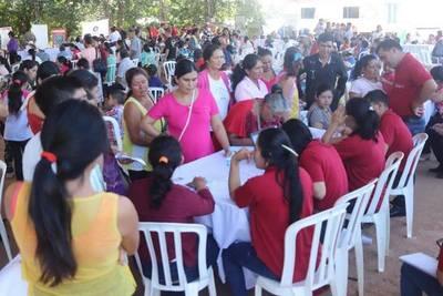 Ciudad Mujer Móvil llegará mañana viernes al Asentamiento Cerro León de Asunción