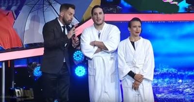 El público de Marilina Bogado pidió '1' para César Trinidad