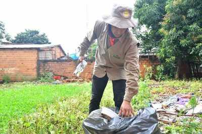 Alertan sobre posible epidemia de dengue para este verano