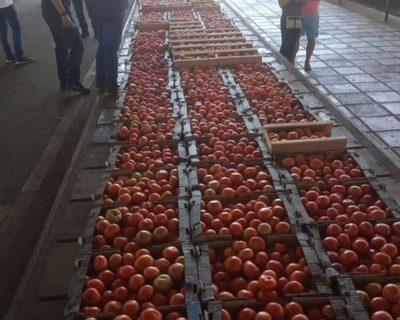 Incautan importante cantidad de productos de contrabando en la Aduana