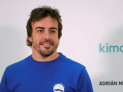 Fernando Alonso confirma que participará en el Dakar 2020