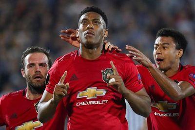 El United gana en su vuelta a Belgrado
