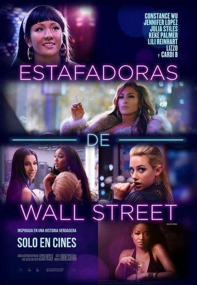 Estafadoras de Wall Street (2D)