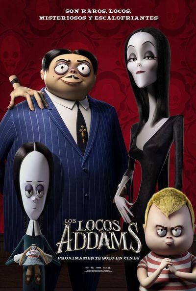 Los locos Addams (3D y 2D)