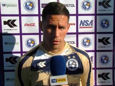 Jorge Mendoza palpita el choque ante Luqueño
