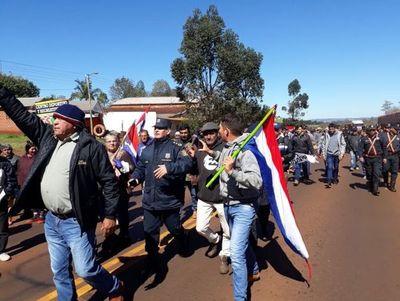 Campesinos de la FNC anuncian marchas para el lunes