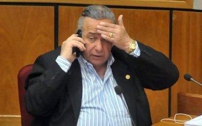 Rechazan pedido para ir a trabajar de González Daher