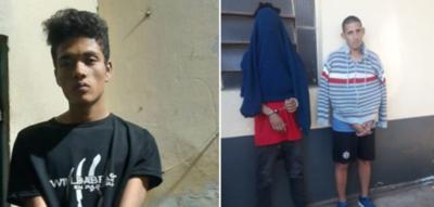 HOY / Caen tres ladrones de Limpio: uno es menor y fue entregado a sus padres