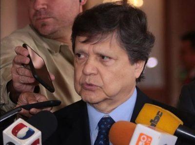 """Ministro del Interior: """"no creo que exista un afán de desestabilización"""""""