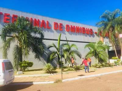 Comuna invierte en mejoras en la terminal de ómnibus