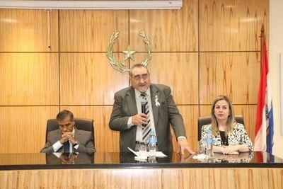 Ministros en charla sobre Etapa de Ejecución Penal