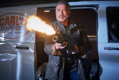 """Terminator: Destino Oculto"" lista para llegar al cine"