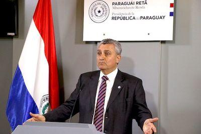 Medida adoptada por Villamayor tiene a 600 policías sin dos meses de sueldo