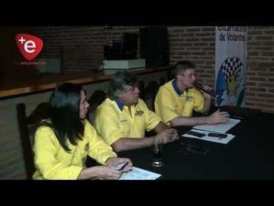 LANZAN CAMPEONATO INTEGRACIÓN DE PISTA A DESARROLLARSE EN CAPITÁN MIRANDA