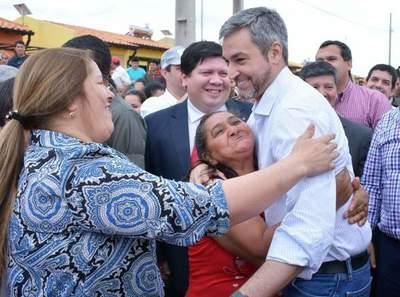 """""""Yo no quiero la reelección"""", dice Mario Abdo Benítez"""