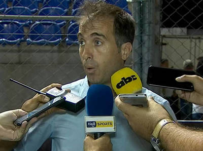 Patricio D'amico señala que River hizo un gran partido