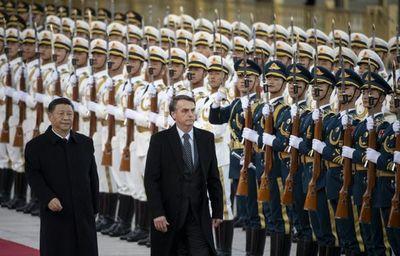 Jair y Xi potenciarán comercio