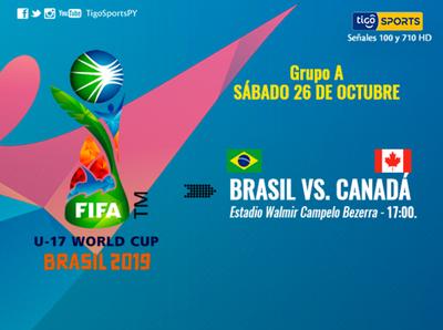 Arranca la Copa del Mundo Sub-17