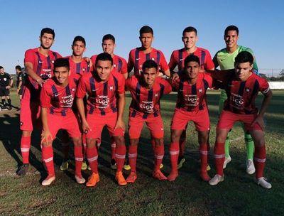 Sub 18: Cerro Porteño sigue al frente