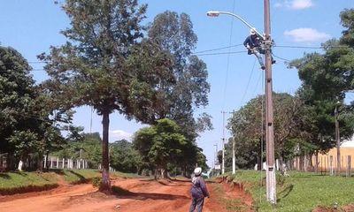 ANDE extiende mejoras en zonas rurales