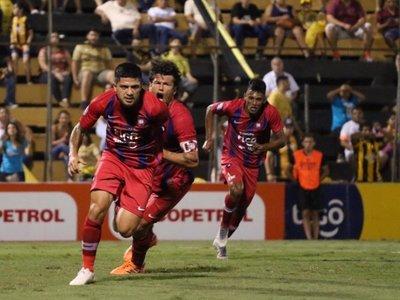 Cerro Porteño remonta en Dos Bocas y baja del tercer lugar a Guaraní