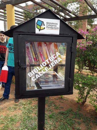 Primer aniversario de Biblioteca Callejera