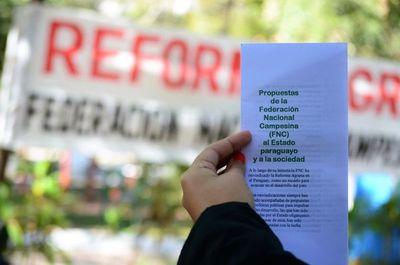 Dan a conocer los puntos de concentración de la Movilización Nacional de FNC
