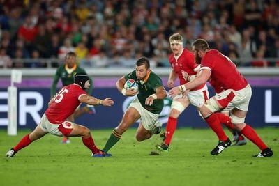 Sudáfrica vence a Gales en emocionante partido y es finalista en Mundial de Rugby