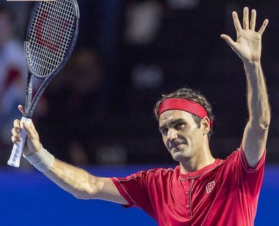 Federer es campeón por décima vez en Basilea