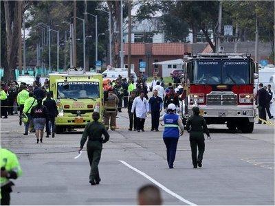 Ataque con explosivos deja dos soldados heridos en Colombia