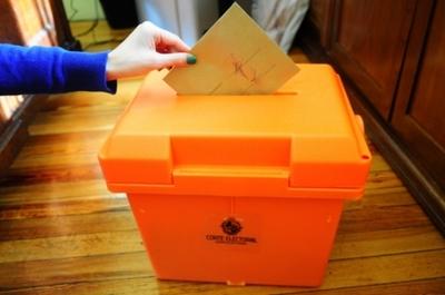En las elecciones de Uruguay, el 66% de los habilitados ya decidió