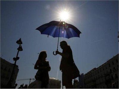 Calor extremo se apoderará del país con térmicas de hasta 45ºC