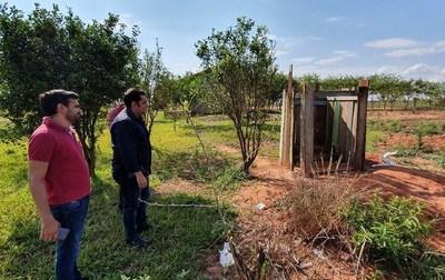 """Inician proyecto """"Letrina cero"""", en escuelas del Alto Paraná"""
